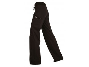 Černé sportovní kalhoty dámské Litex Microtec 55249