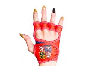Fitness rukavice czech glovbel damske 1
