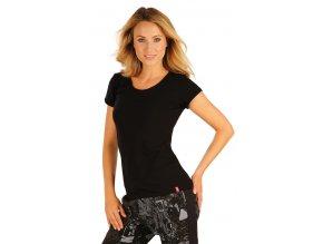 Černé tričko litex 99591