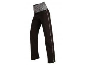 Sportovní kalhoty s vysokým pasem Litex Microtec 58220