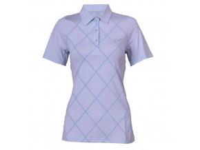 Funkční tričko s límečkem