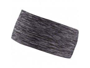 Běžecká čelenka OXIDE šedá
