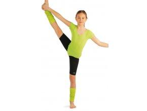 LITEX Návleky fitness 99677 - zelené