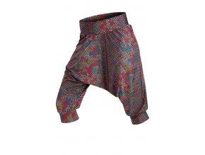 LITEX Kalhoty dámské 3/4 s nízkým sedem 89060