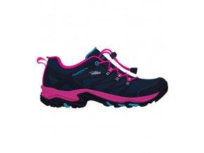 dětské outdoor boty dívčí
