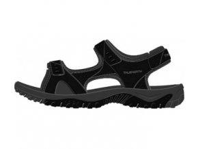 TN sandále black
