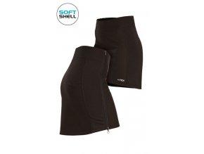 7A209 softshell sport sukně1