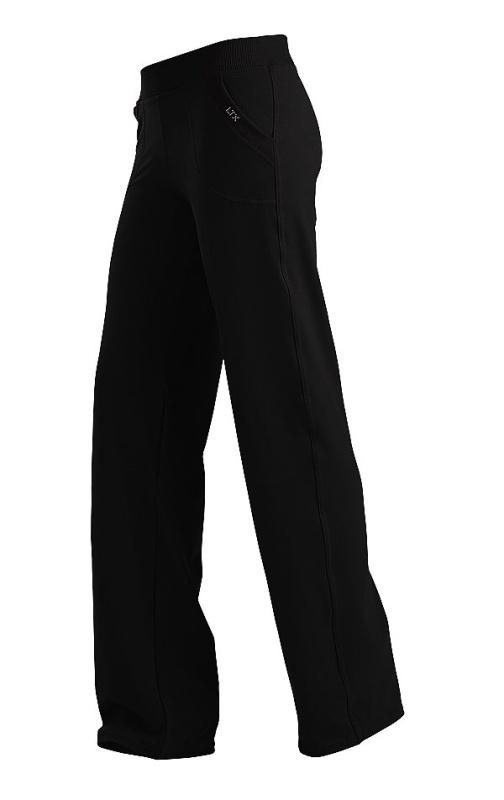 Kalhoty dámské dlouhé Litex 99435 černé Velikost: S