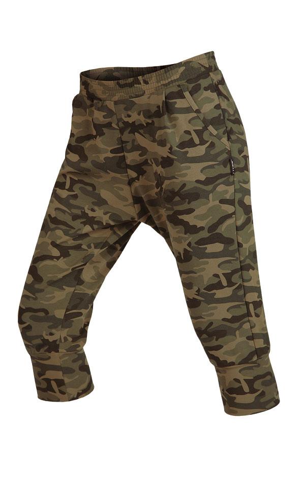 Kalhoty dámské 3/4 s nízkým sedem Litex 50216 Velikost: S