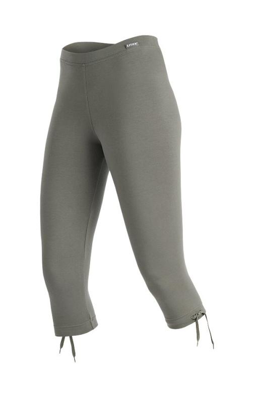 LITEX Leggings dámské pod kolena 99403 Velikost: L