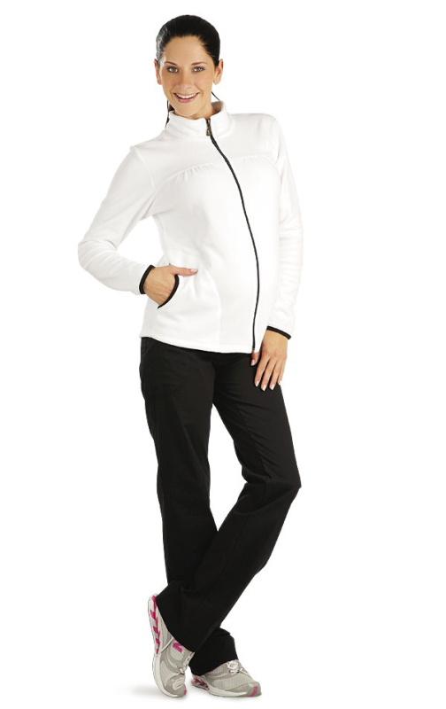 LITEX Kalhoty těhotenské dlouhé 99526 - černé Velikost: L