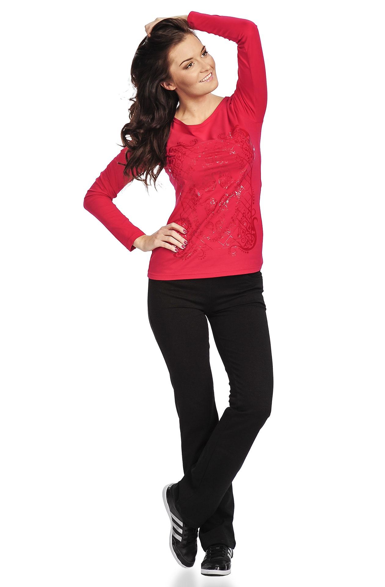 Sportovní kalhoty dámské Draps 349 Velikost: XXL