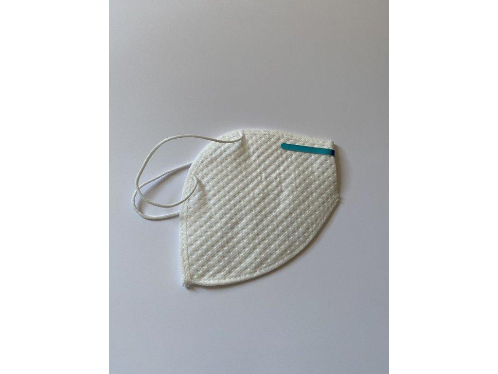 Respirátor FFP2/ N95, Respirační rouška 10 ks