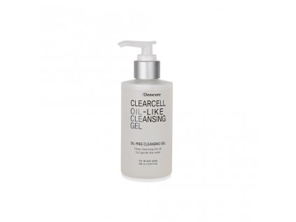 JEU'DEMEURE Clearcell čistící gel 200 ml