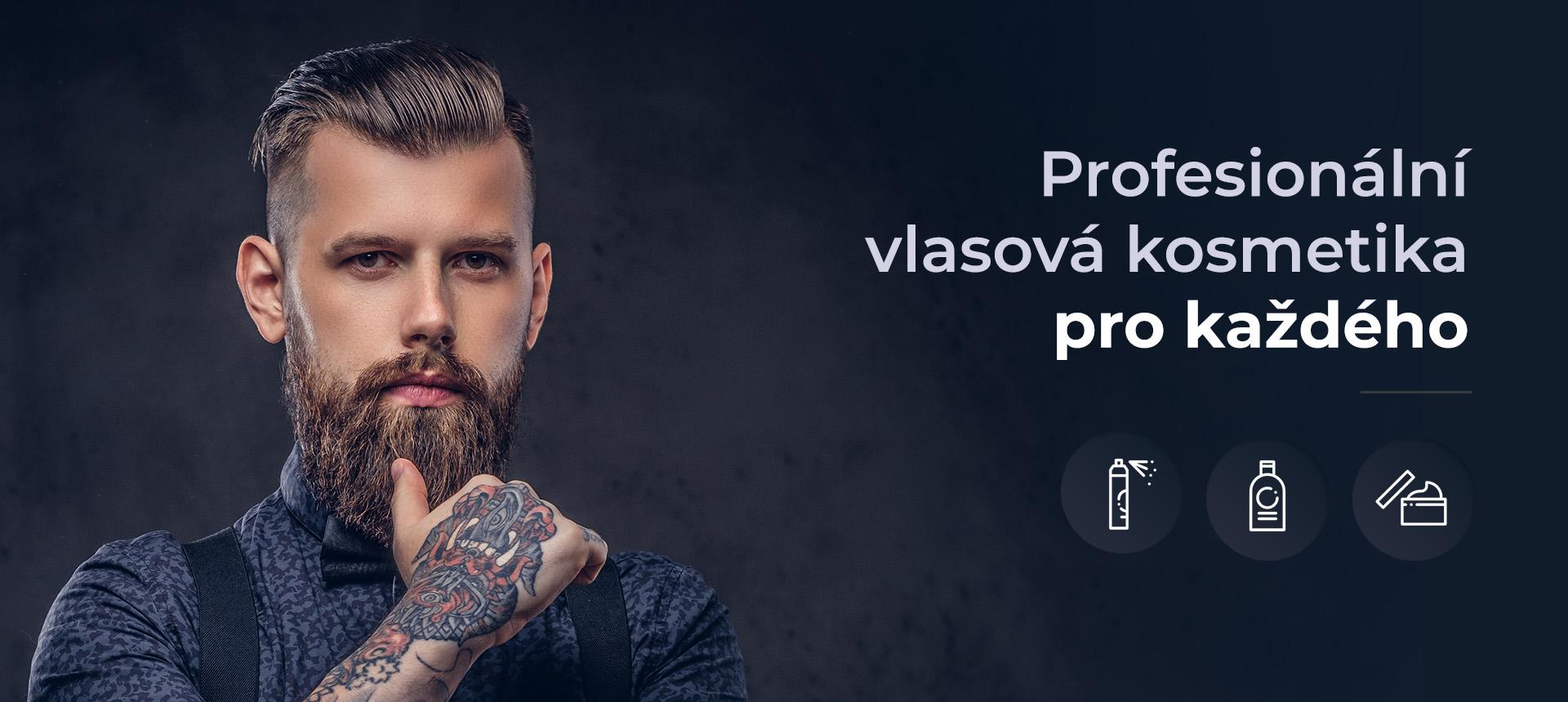 Vlasová kosmetika pro každého