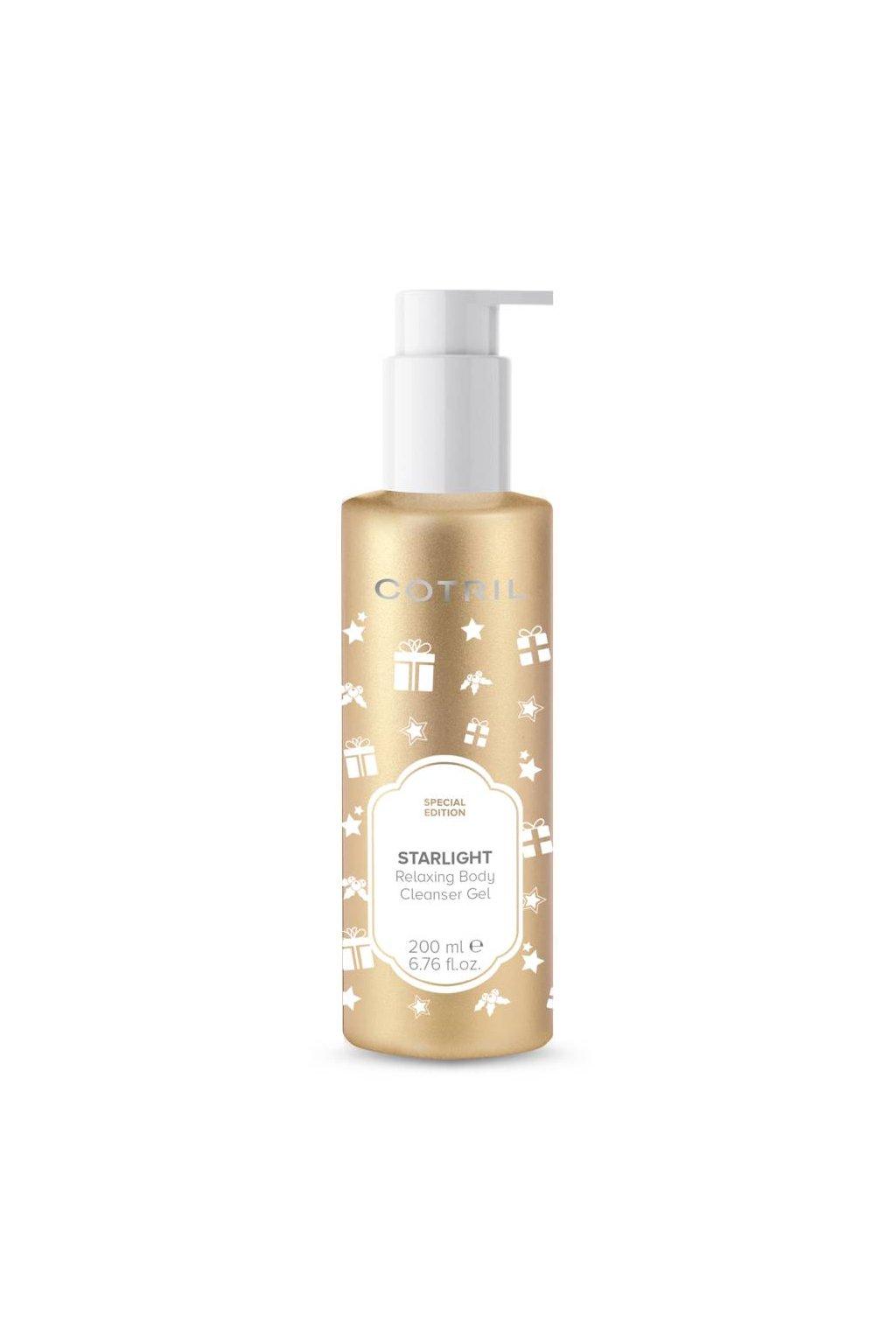 Cotril Sprchový gel STARLIGHT pro pocit okamžité relaxace 200ml