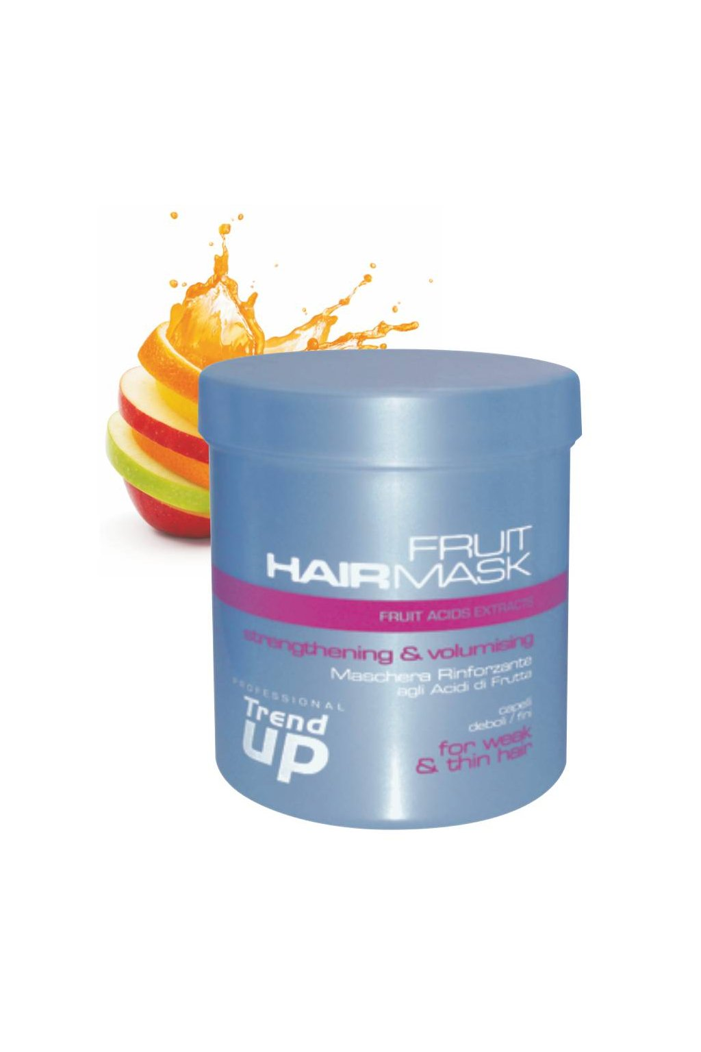 Trend up FRUIT Maska pro objem a sílu, ovocné kyseliny 1000ml
