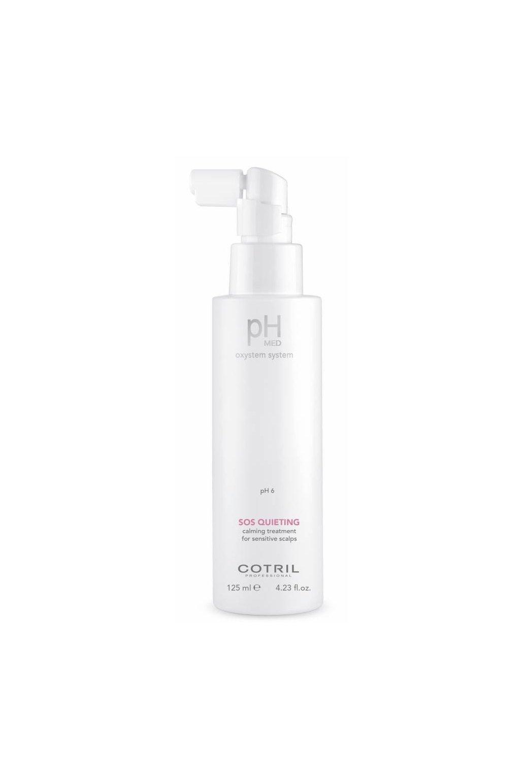 Cotril pH-MED SOS Tonikum zklidňující pro citlivou a podrážděnu pokožku 125ml