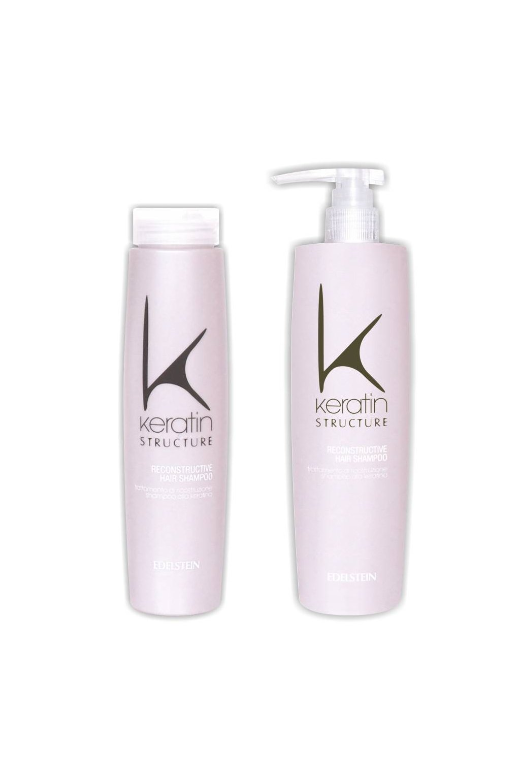 Keratin Structure Šampon hloubkově obnovující a posilující s keratinem