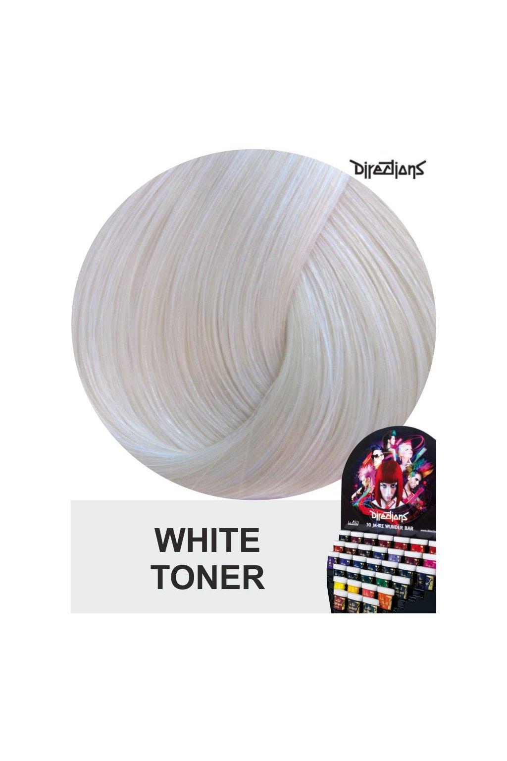 White Toner