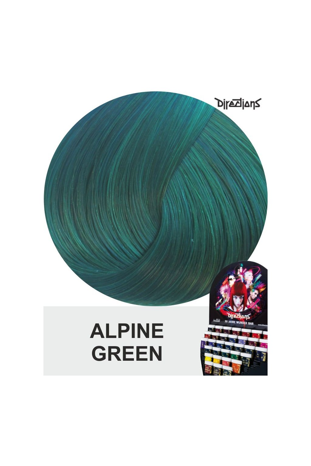 ALPINE GREEN
