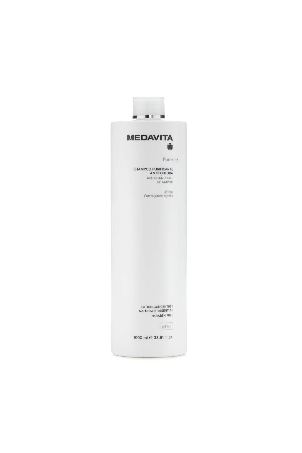 Medavita PUROXINE Šampon proti lupům s Piroctone Olamine