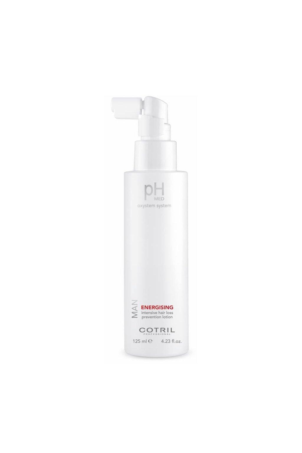 Cotril pH-MED Energising Tonikum MAN proti padání vlasů, pro muže 125ml