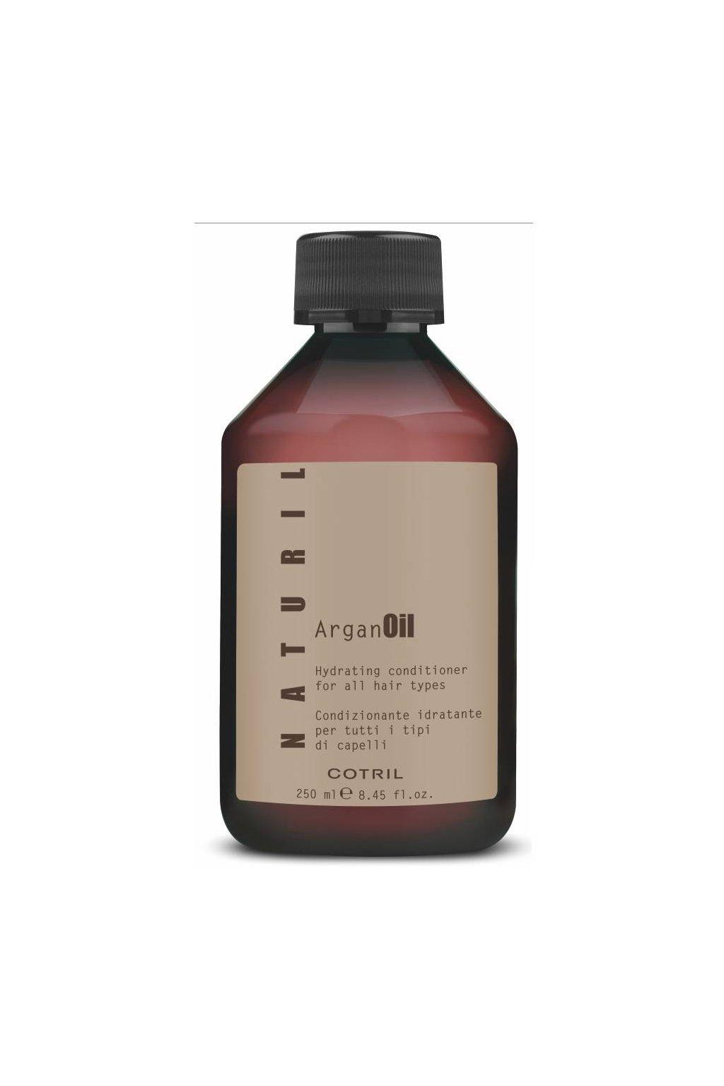 Cotril NATURIL ARGAN Balzám hydratační pro všechny typy vlasů