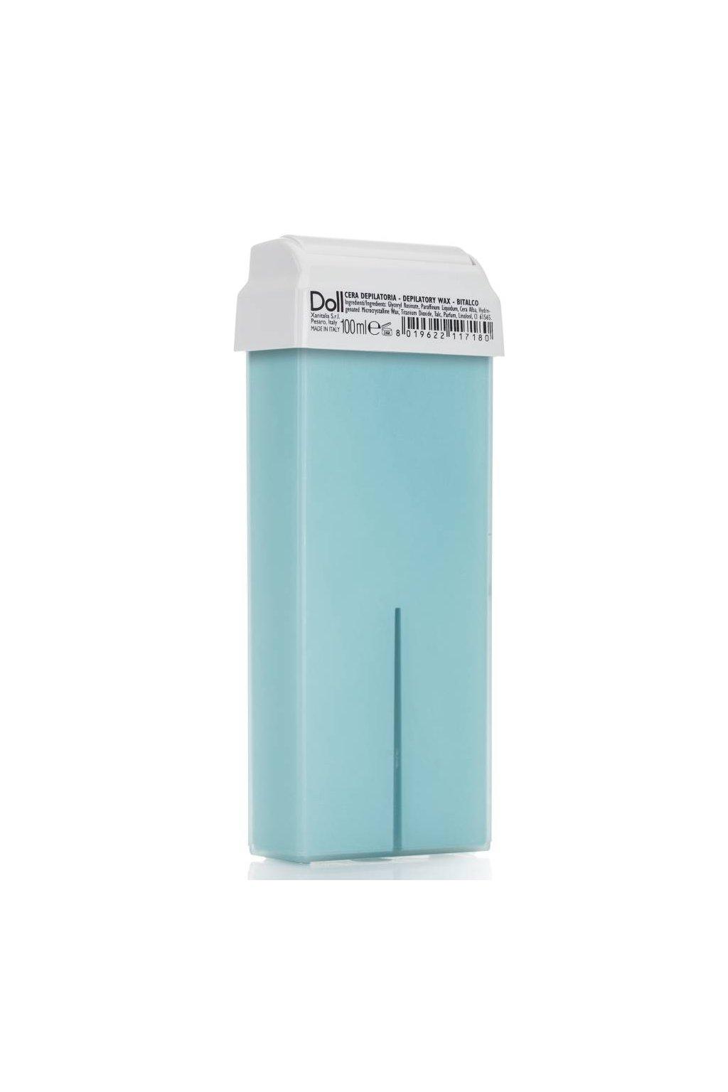Xanitalia Epilační vosk B/TALCO vhodný pro citlivou pokožku, s Roll-on hlavicí 100ml