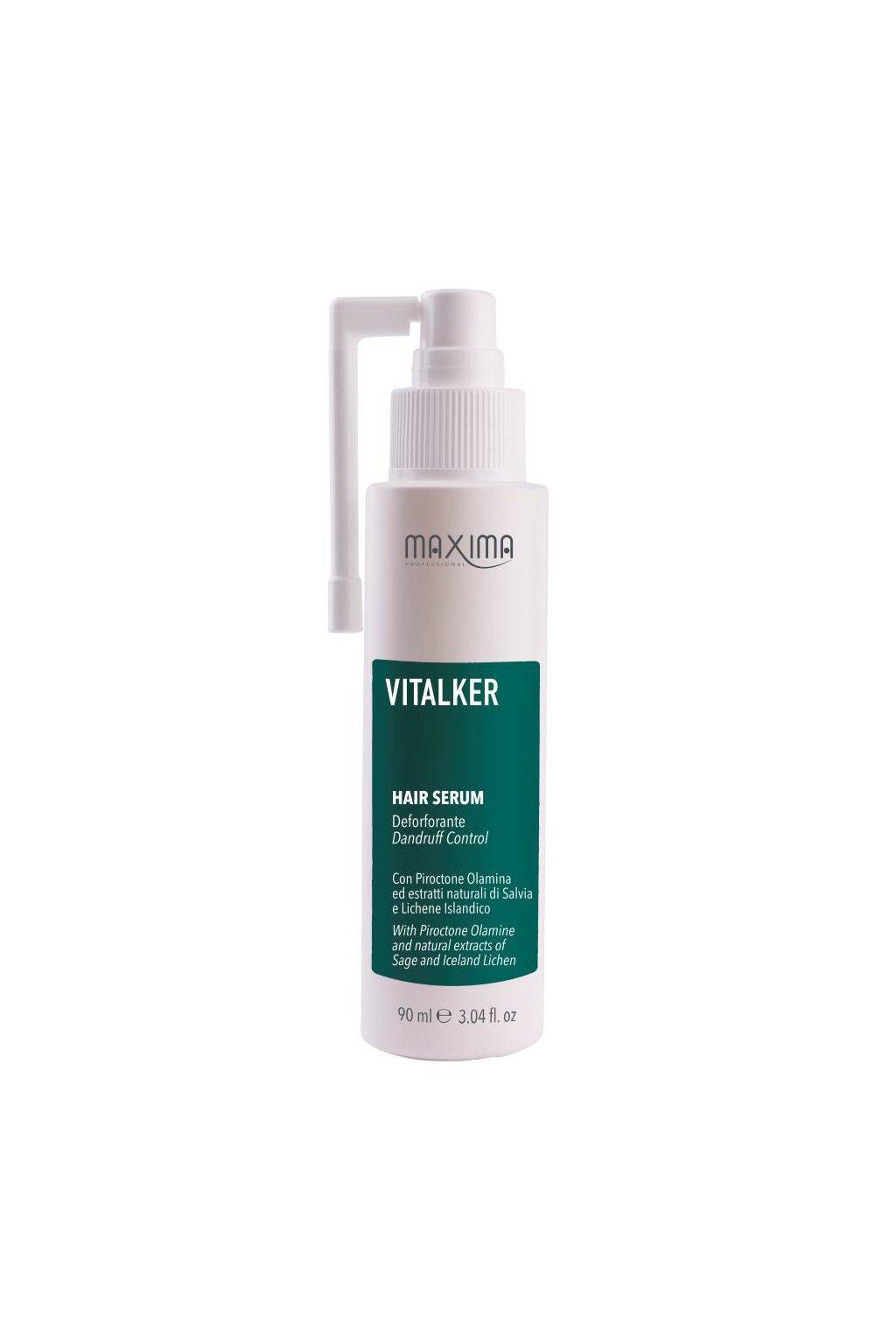 Maxima VITALKER Tonikum proti suchými i mastným lupům 90ml