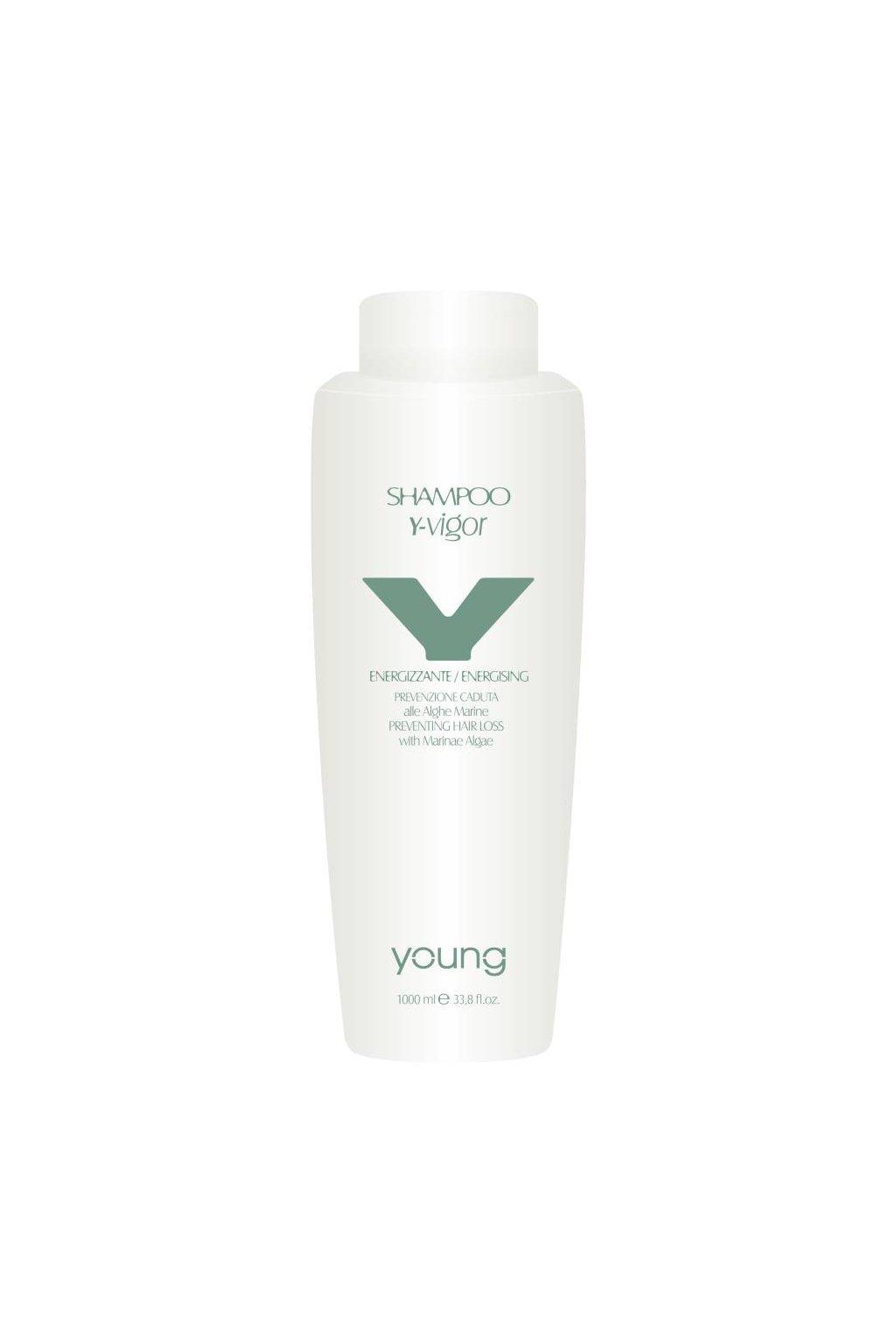 Young Y-VIGOR Šampon proti padání vlasů s mořskými řasami