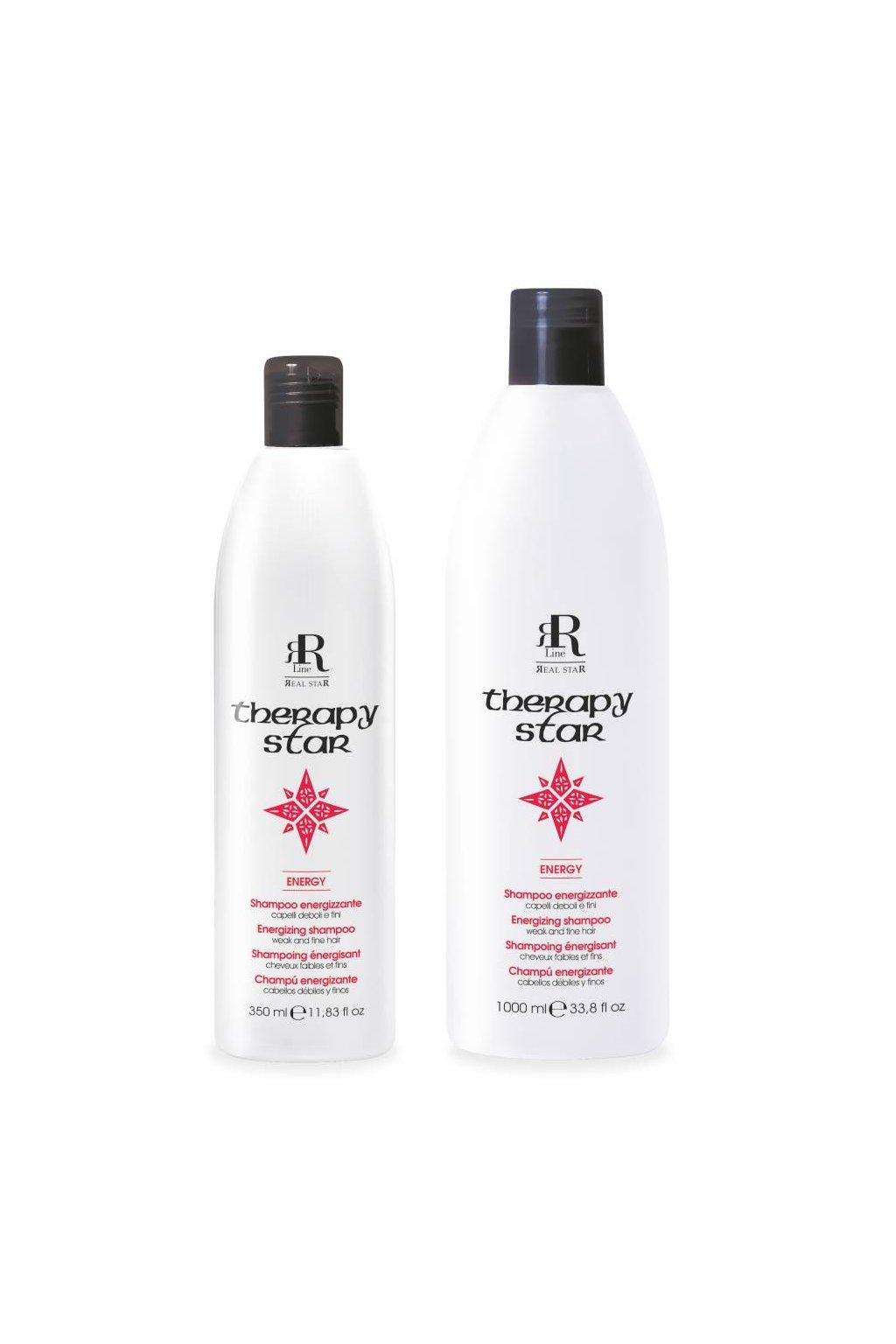 RR Line ENERGY šampon energizující pro slabé, řídké a jemné vlasy
