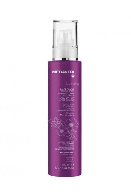 Medavita LUXVIVA Fixative pečetící sprej pro zachycení pigmentů 150ml