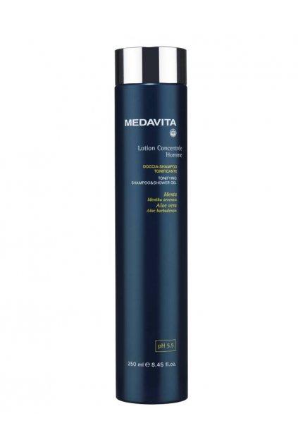 Medavita LC-HOMME SHAVE Šampon na vlasy a tělo 250ml