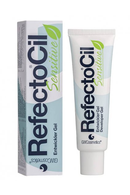 RefectoCil Stabilizátor Sensitive Entwickler Developer Gel 60ml