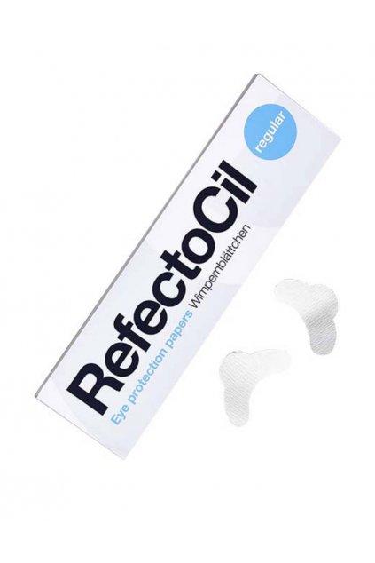 RefectoCil Ochranné podkladové papírky pod řasy 96ks
