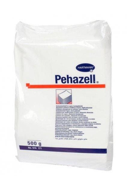 Přířezy vysoce bělená buničitá vata 18,5x28,5cm 500g Pehazell