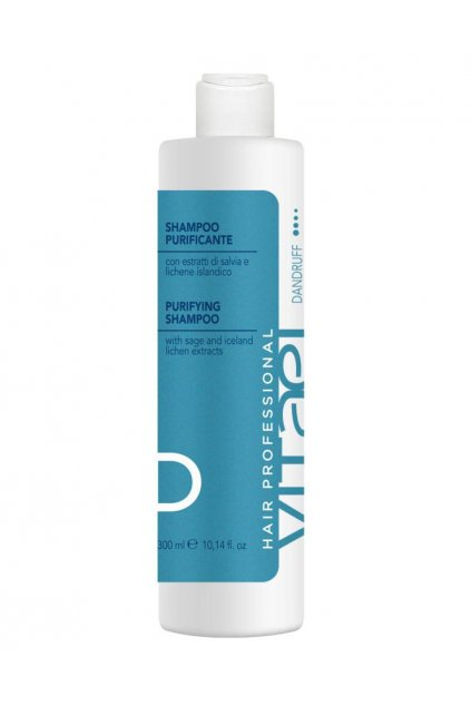 Vitael DANDRUFF Šampon proti lupům mastným i suchým 300ml