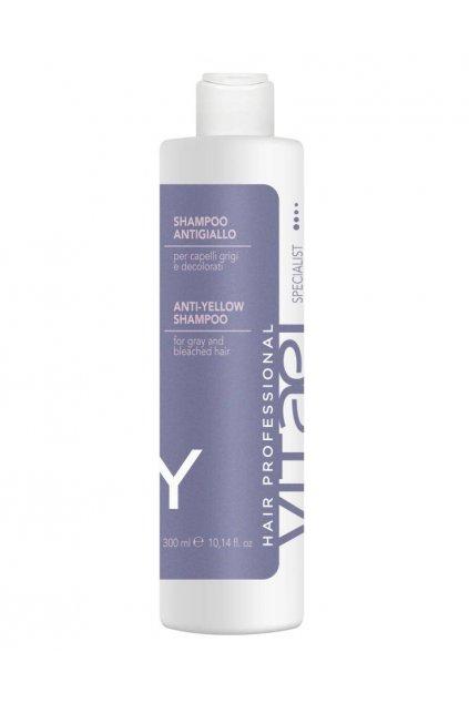 Vitael Šampon Anti-Yellow proti žloutnutí, pro neutralizaci žlutých tónů