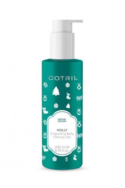 Cotril Sprchový gel HOLLY pro pocit harmonie a vitality 200ml