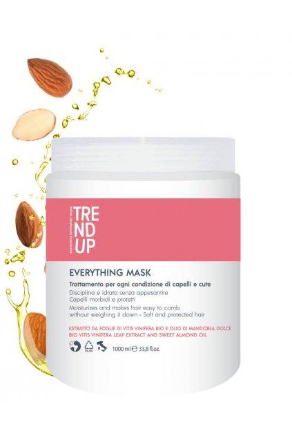 Trend up EVERYTHING Maska pro všechny typy vlasů, pro citlivou pokožku
