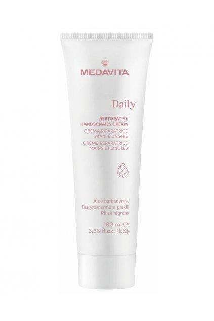Medavita Daily hydratační krém na ruce s aloe, rychlé vstřebávání 100ml