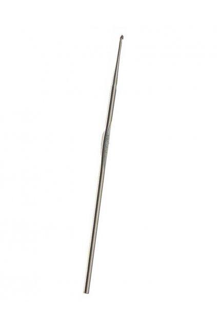 Háček na melír 1,25mm kovový klasik