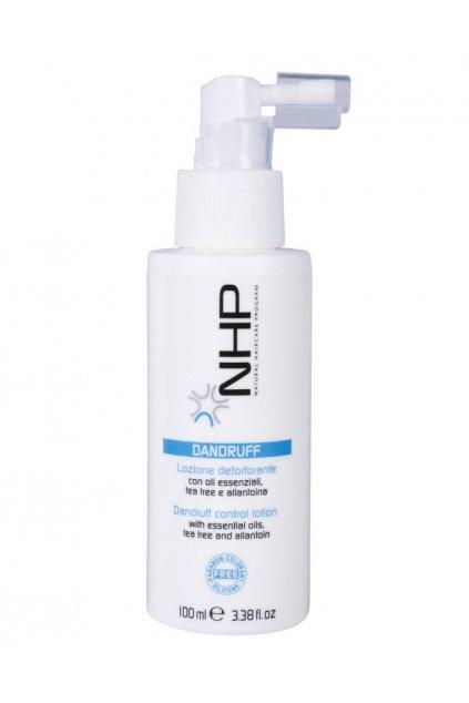 NHP DANDRUFF Tonikum proti suchými i mastným lupům s piroctone olamine 100ml