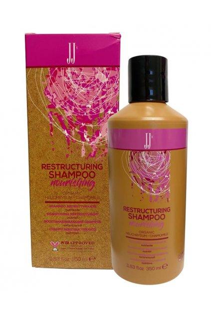 JJ RESTRUCTURING Šampon hloubkově obnovující a vyživující