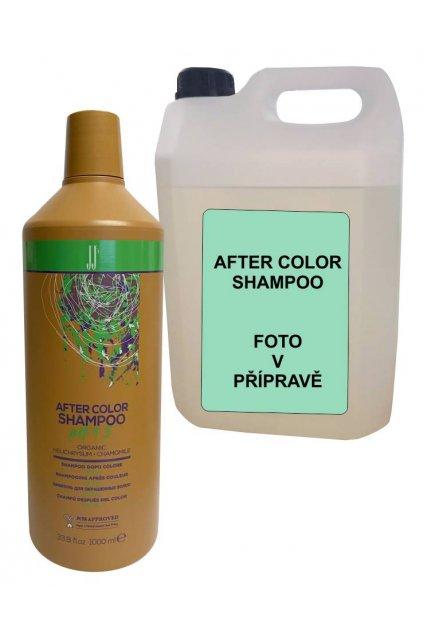 JJ AFTER COLOR Šampon pro barvené vlasy, kyselé pH