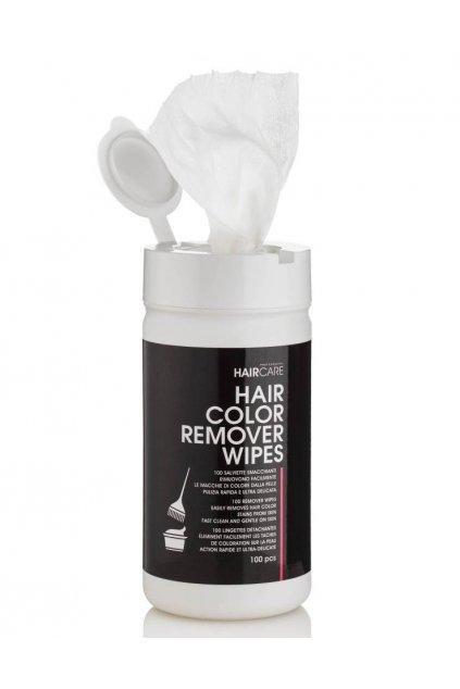 Čistící ubrousky na kontury Remover Wips očista pokožky po barvení 100ks/1balení