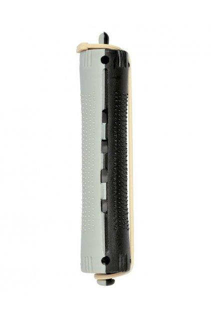 Natáčky na trvalou průtokové průměr Xan 16mm ŠEDO/ČERNÉ 12ks