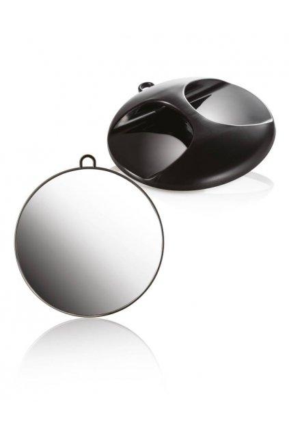 Zrcadlo Circle jednostranné kulaté se zadním úchytem průměr 29cm
