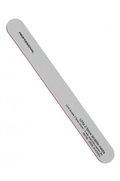 Pilník na nehty rovný ZEBRA hrubost 180/180, omyvatelný